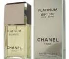 CHANEL Platinum Egoiste men