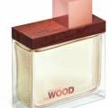 DSQUARED She Wood Velvet women