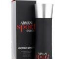 Giorgio Armani Code Sport men